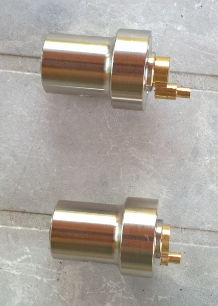 deux cylindres différents